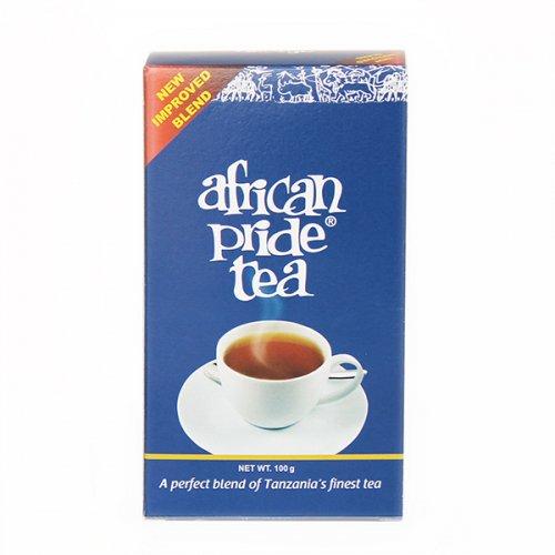 ★2018パッケージリニューアル★アフリカンプライド<リーフ>アッサム種タンザニア紅茶自然栽培まろやかでくせのない味と芳醇な甘い香り