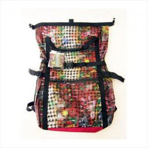 SHIZENTOMOTELxFABRICK CROSTER DRAGON POWER RIP BACK PACK