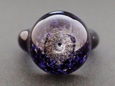 ≪ドーム型≫惑星ギベオン指輪 海王星15号