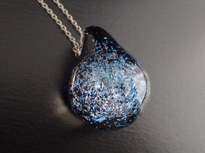 ギベオン隕石 惑星ペンダントトップ 水星1
