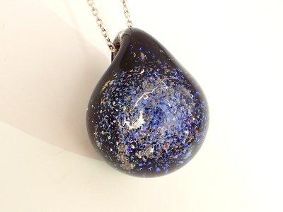 ギベオン隕石 惑星ペンダントトップ 海王星1