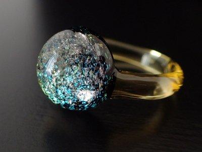≪ドーム型≫惑星ギベオン指輪 太陽12号