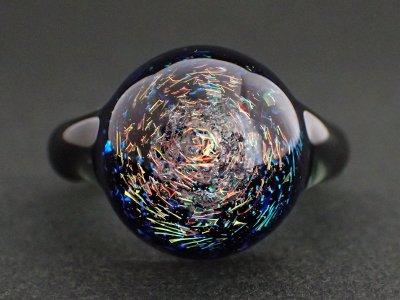 ≪ドーム型≫惑星ギベオン指輪 天王星15号