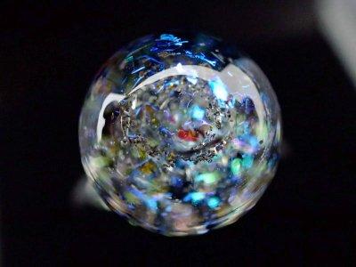 ≪球≫惑星ギベオン指輪 天王星 12号