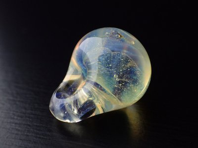 月隕石(NWA11228)ペンダントトップ No.3