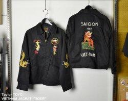 [ Taylor TOYO ] ベトナムジャケット / VIETNAM JACKET