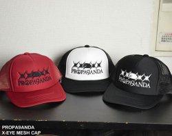 [ PROPA9ANDA ] X-EYE MESH CAP