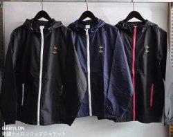 [ BABYLON ] 阿弥陀如来ナイロンジップジャケット / amidanyorai Nylon Zip Jacket