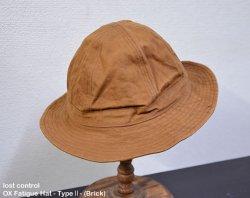 [ lost control ] オックス ファティーグハット / OX Fatigue Hat - Type�- (Brick)