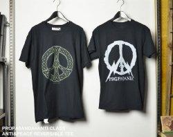 [ PROPA9ANDA×ANTI CLASS ] アンチ&ピースリバーシブルTシャツ/ ANTI&PEACE REVERSIBLE TEE