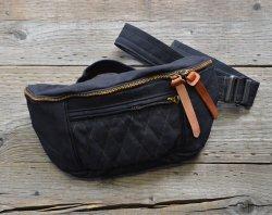 [ GERUGA ] スリングバッグ / SLING BAG (black)