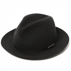 [ RUDE GALLERY ] ウールスウェードハット / WOOL SUEDE HAT - STETSON COLLABORATION (d-cha)