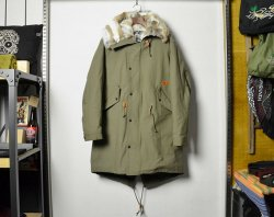 [ RUDE GALLERY ] ラビットコート /RABBIT COAT (od)