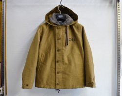 [ ROLL ]エヌワン デッキジャケット / N-1 DECK JACKET