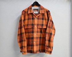 [ GERUGA ]   ビッグブロックチェックシャツ / BIG BLOCK CHECK SHIRTS