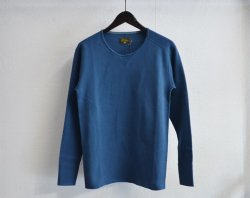 [ GERUGA ] スポーツサーマルカットソー / SPORTS THERMAL C-T (derk blue) [GR-C-108]