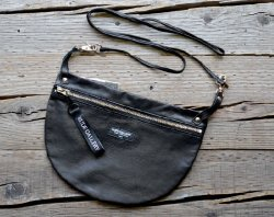 [ RUDE GALLERY ] エプロンバッグ / APRON BAG - LEATHER -