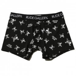 [ RUDE GALLERY ] ボクサーショーツ / BOXER SHORTS - CROSSBONE