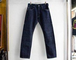 [ GERUGA ]レギュラータイトストレートパンツ / REGULAR TIGHT STRAIGHT PANTS-denim-