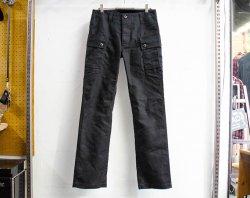 [ LOST CONTROL ] ワックスカーゴパンツ/ Wax Cargo Pants
