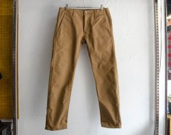 [ LOST CONTROL ] ナチュラルストレートトラウザー / Natural Staright Trousers -Chino-