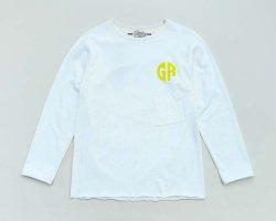 [ GERUGA ] ヘビーデューティーラグランTシャツ / HEAVY DUTY RAGLAN T-S <PIGMENT DYEING>(nasu-kon)