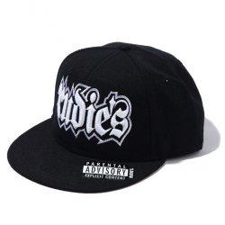 [ RUDIE'S ] スパークスナップバックキャップ / SPARK SNAPBACK CAP