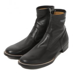 [ RUDE GALLERY ] サイドジップブーツ / SIDE ZIP BOOTS (black)