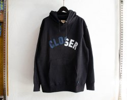 [ LOST CONTROL ] プルオーバーフーディー / Pullover Hoodie (black)