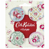 Cath Kidston 缶バッジセット TRAILING DITSY