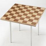 【テーブル板】高級天然木「チェス」四角型