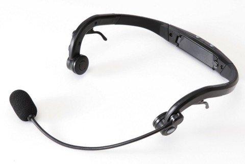 TEMCO骨伝導ヘッドセットHG42-TBT・ノイズキャンセルマイク(Bluetooth対応)