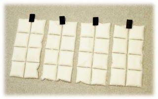 ハイパークール・クールパックス(保冷剤) 4パック1組