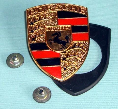 七宝焼き フードクレストエンブレム 911 , 輸入パーツ/自動車アクセサリー通販「CBSドリーム」ポルシェ部品専門店