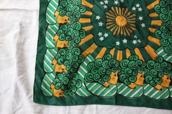 天使と太陽のスカーフ