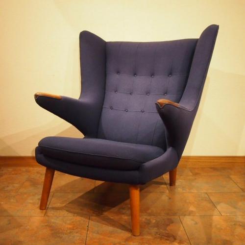 【papa Bear Chair】 ベアチェア ハンス・ウェグナー Ap Stolen Ap19