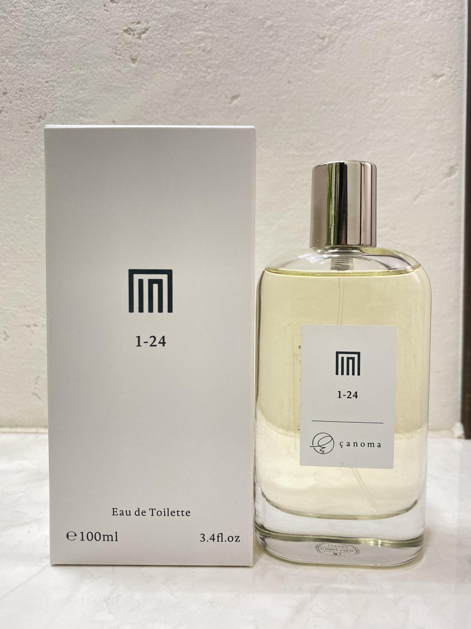 サノマ 日本人のための香水 1ー24「鈴虫」オードトワレ