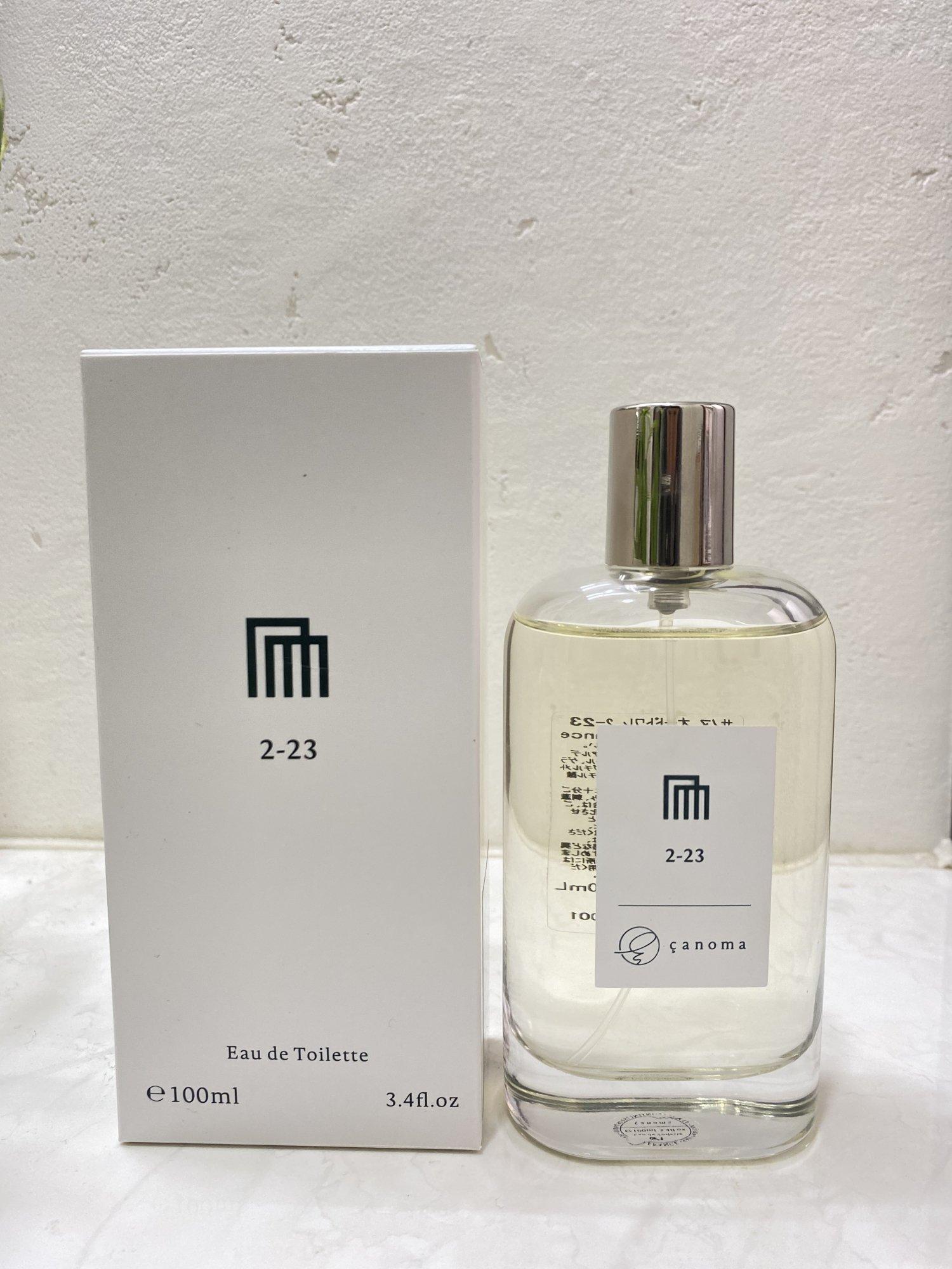 サノマ 日本人のための香水 2ー23「胡蝶」オードトワレ