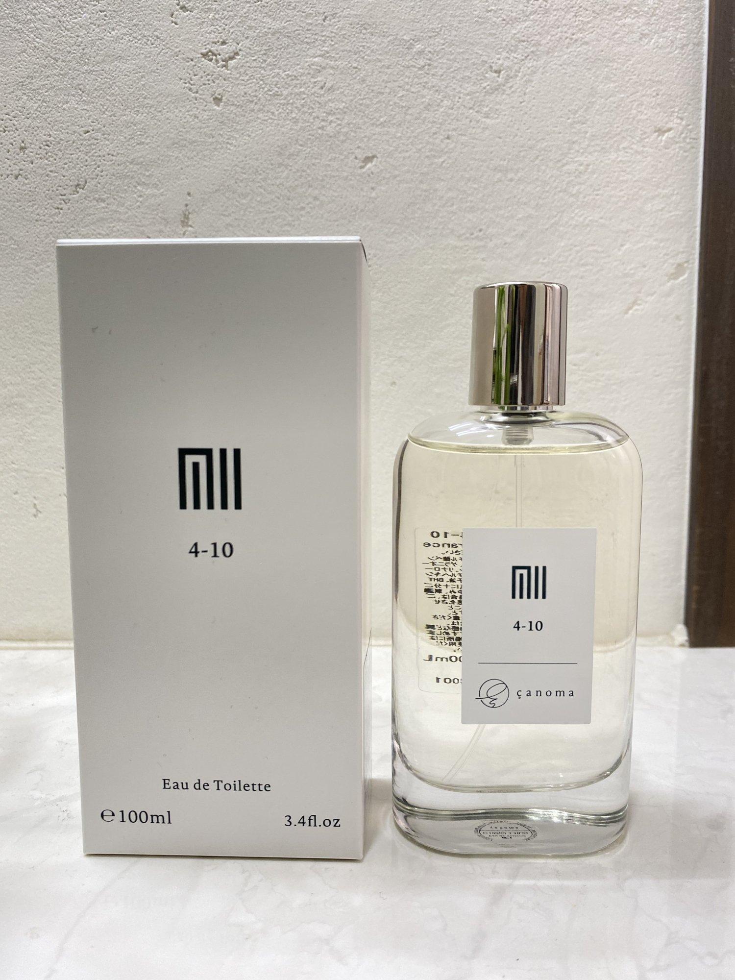 サノマ 日本人のための香水 4ー10「乙女」オードトワレ