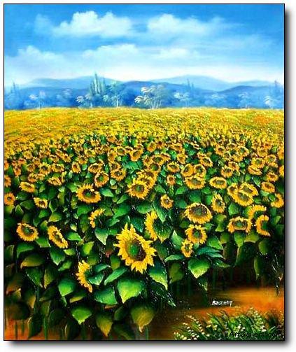 誕生花絵画~花のある風景~ - 絵画販売や油絵購入はS-art|写真を絵画に。複製絵画・パネルア