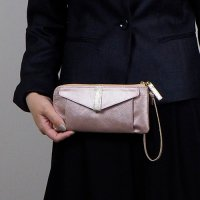 La Prada L型長財布(本革 ラプラダ L型) / レディース