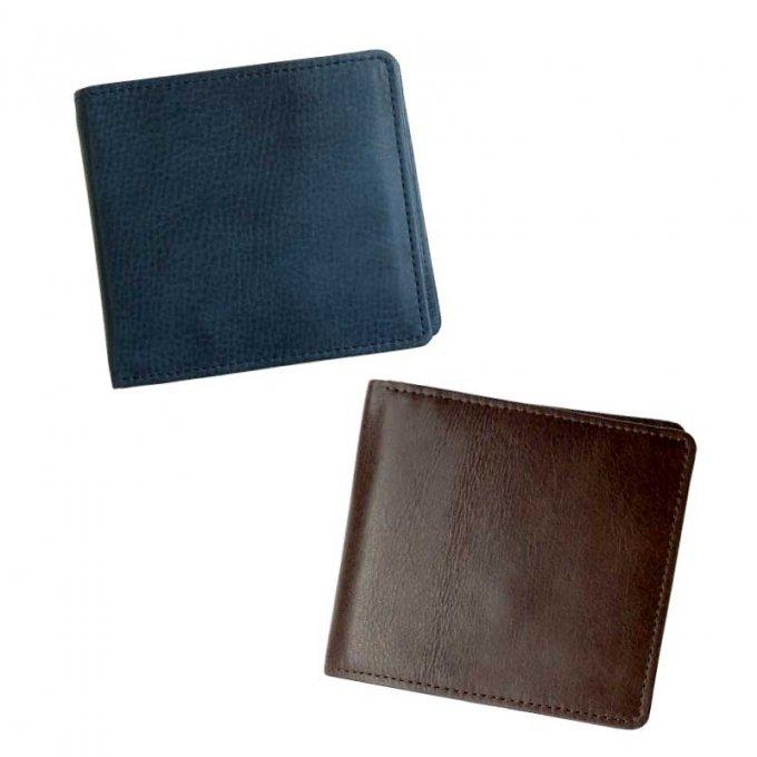 ちょっと小さめな二つ折り財布(ポケウォレシリーズ)