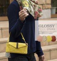 glossy L型 長財布 / レディース(本革 グロッシー)【期間限定送料無料】