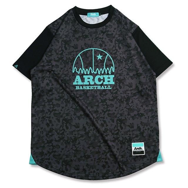 バスケ アーチ ボーリンツアー Tシャツ ブラック