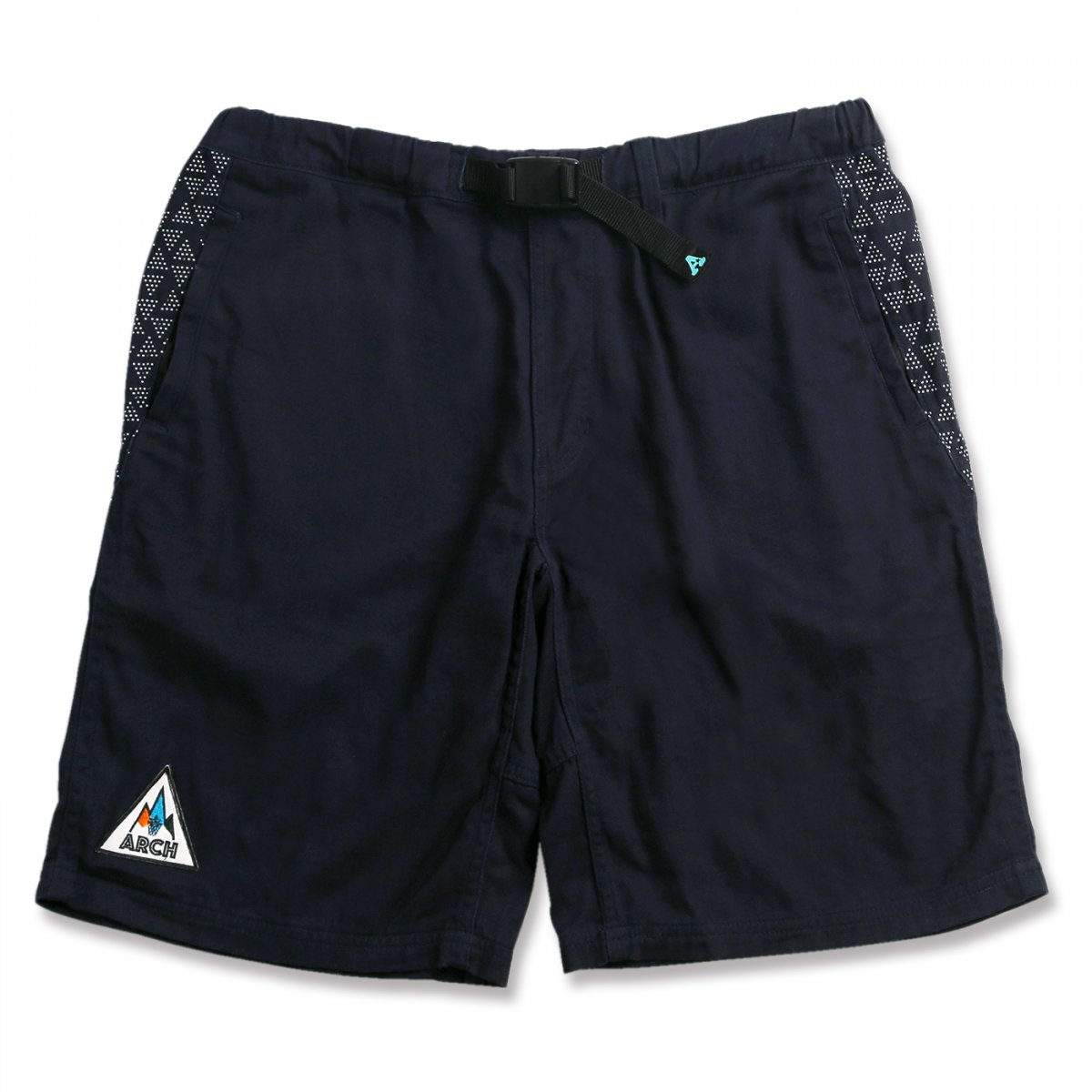 go around climbing shorts【navy】