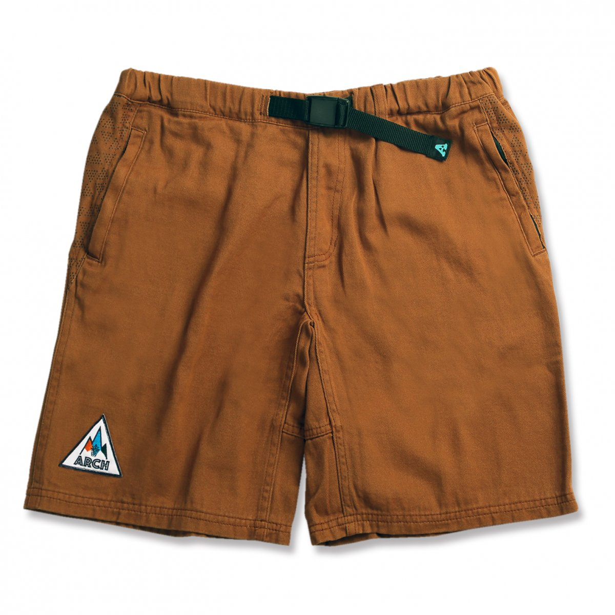 go around climbing shorts【brown】