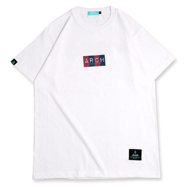 バスケ アーチ  CDRTシャツ ホワイト