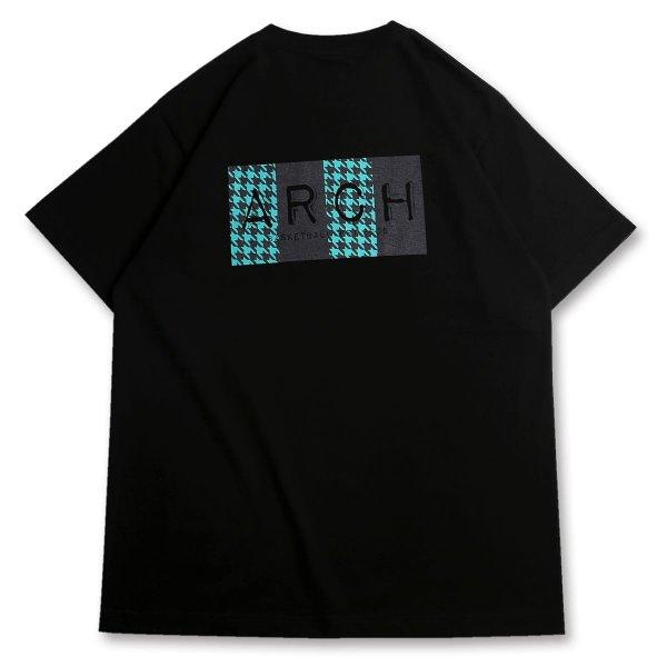 バスケ アーチ  CDRTシャツ ブラック
