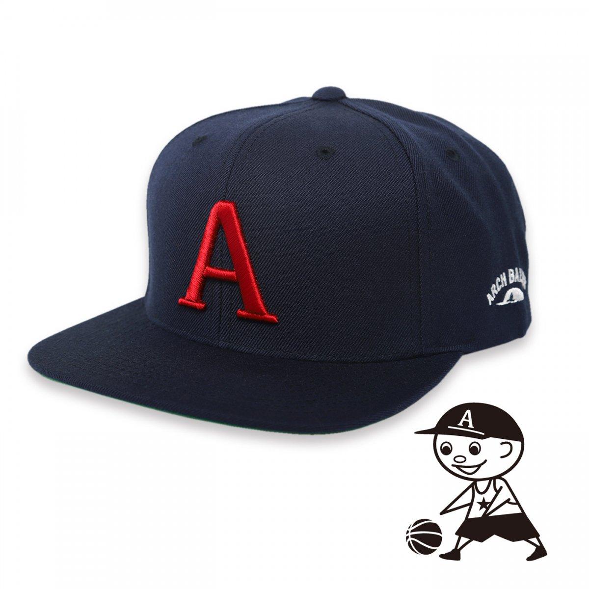 A CAP【navy】