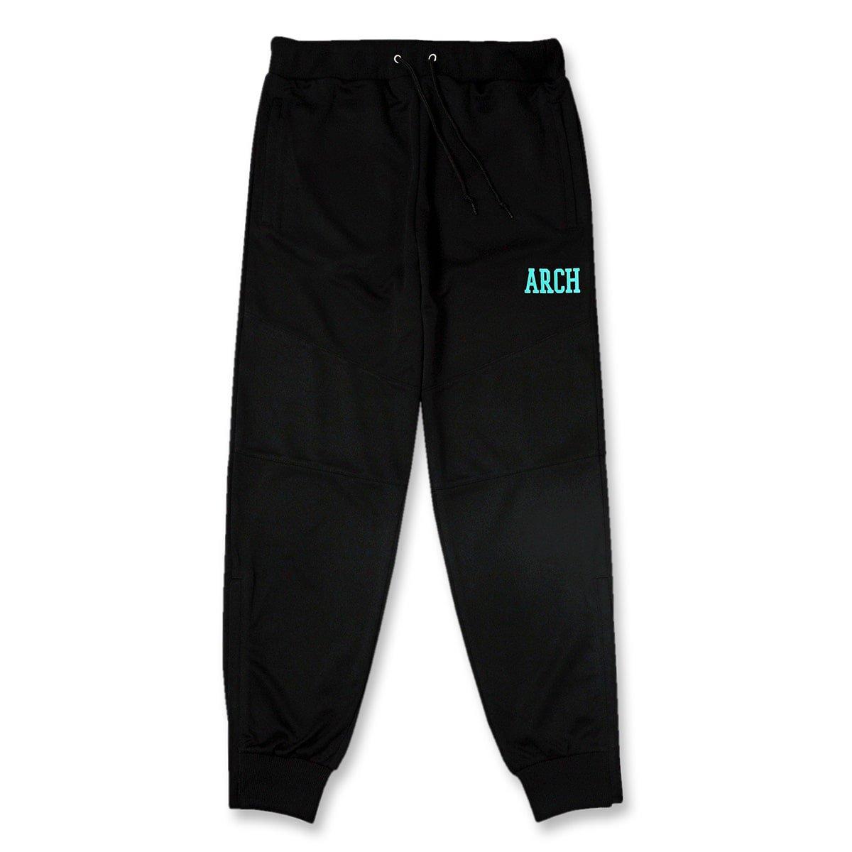 jersey jogger pants【black】